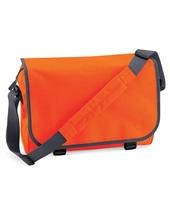 Messenger Bag (Orange)