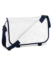 Messenger Bag (White)