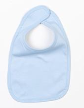 Baby Bib (Dusty Blue)