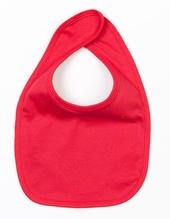 Baby Bib (Red)