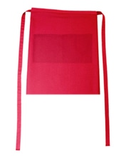 Bistroschürze Roma Bag 50 x 78 cm (Regency Red)