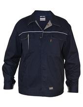 Contrast Work Jacket (Deep Navy)