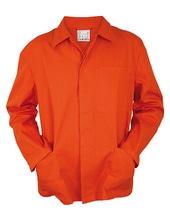 Classic Long Work Jacket (Orange)