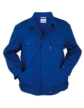 Classic Blouson Work Jacket (Royal)