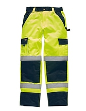 Industry Warnschutz Bundhose EN 20471 (Yellow)