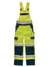 Industry Warnschutz Latzhose EN20471 (Yellow)