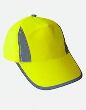 Hi-Viz-, Fluo-, Reflective-Cap /Kids (Signal Yellow)