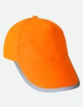 Hi-Viz-, Fluo-Cap (Signal Orange)