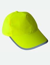 Hi-Viz-, Fluo-Cap (Signal Yellow)