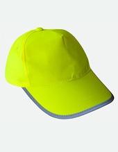 Hi-Viz-, Fluo-Cap /Kids (Signal Yellow)