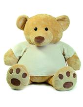 Super-Size Honey Bear 3XL (Light Brown)