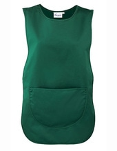 Womens Pocket Tabard (Bottle (ca. Pantone 560))