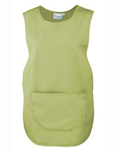 Womens Pocket Tabard (Lime (ca. Pantone 382))