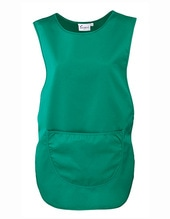 Womens Pocket Tabard (Emerald (ca. Pantone 341))