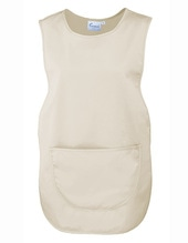 Womens Pocket Tabard (Natural (ca. Pantone 1205))