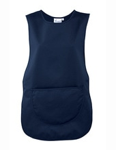 Womens Pocket Tabard (Navy (ca. Pantone 2766))