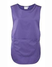 Womens Pocket Tabard (Purple (ca. Pantone 269))