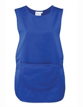 Womens Pocket Tabard (Royal (ca. Pantone 286))