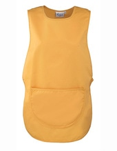 Womens Pocket Tabard (Sunflower (ca. Pantone 136c))