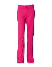 Ladies Slimfit Lounge Pant (Fuchsia)