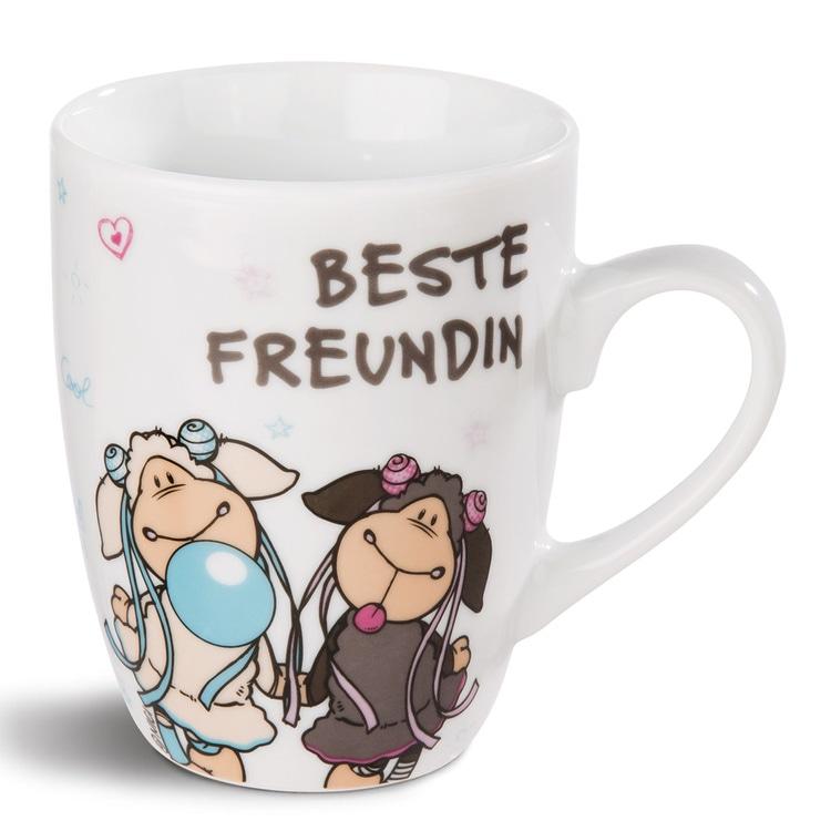 "Nici Porzellantasse ""Beste Freundin"""