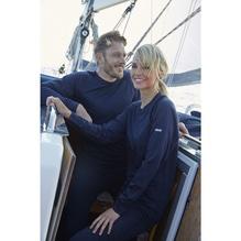 AWN Set Shirt & Hose Damen /navy