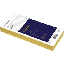 Soennecken Trennstreifen 1593 10,5x24cm gelb 100 St./Pack.