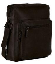 Leonard Heyden Reißverschlusstasche S Dakota schwarz