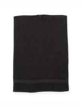 Luxury Gym Towel (Black)