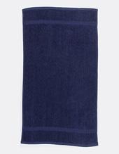 Luxury Hand Towel (Navy)
