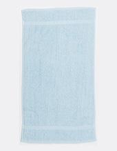Luxury Hand Towel (Powder Blue)
