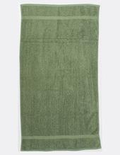 Luxury Bath Towel (Moss Green)