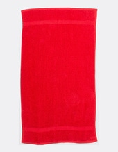 Luxury Bath Towel (Red)