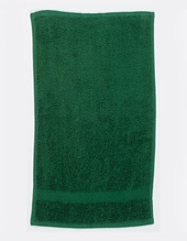 Luxury Guest Towel (Forest)