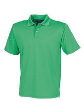 Men´s Coolplus Wicking Polo Shirt (Kelly Green)