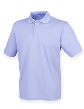 Men´s Coolplus Wicking Polo Shirt (Lavender)