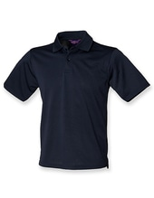 Men´s Coolplus Wicking Polo Shirt (Navy)