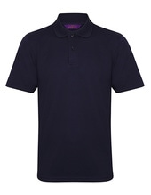 Men´s Coolplus Wicking Polo Shirt (Oxford Navy)