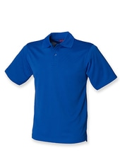 Men´s Coolplus Wicking Polo Shirt (Royal)