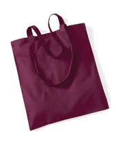 Bag for Life - Long Handles (Burgundy)