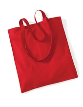 Bag for Life - Long Handles (Classic Red)