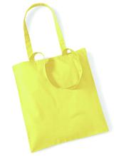Bag for Life - Long Handles (Lemon)