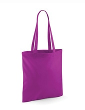 Bag for Life - Long Handles (Magenta)
