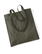 Bag for Life - Long Handles (Olive Green)