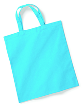 Bag for Life - Short Handles (Surf Blue)