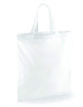 Bag for Life - Short Handles (White)