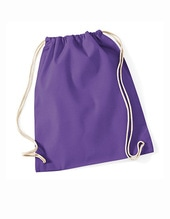 Cotton Gymsac (Purple)