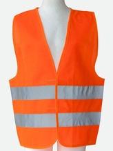 Sicherheitsweste für Kinder EN 1150 (Signal Orange)