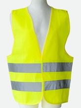Sicherheitsweste für Kinder EN 1150 (Signal Yellow)