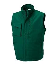 Workwear Bodywarmer (Bottle Green)